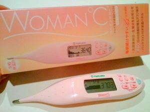 婦人体温計